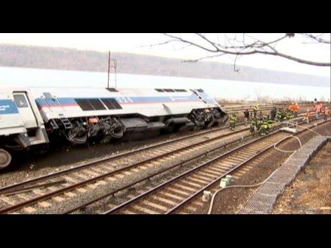Deadly Train Derailment on Metro North Railroad Creates Commuter Nightmare