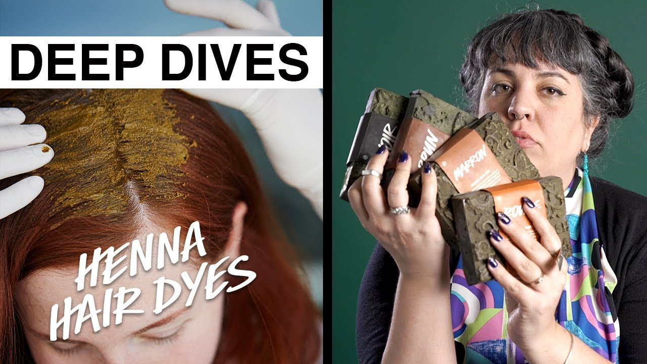 Lush Deep Dives: All About Henna Hair Dye