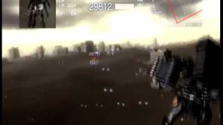 [ARMORED CORE 4]  MARCHE AU SUPPLICE  [HARD]機戰傭兵4