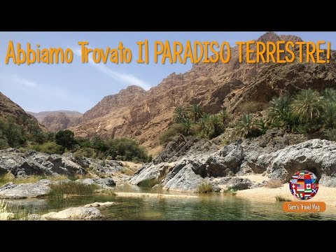 Abbiamo Trovato Il PARADISO TERRESTRE! - OMAN Travel Vlog - Parte 1