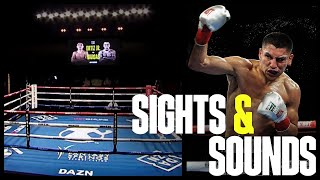 What Boxing Sounds Like In An Empty Arena