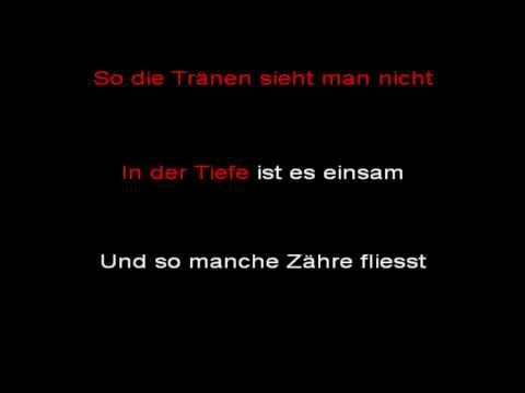 Rammstein - Haifisch (instrumental with lyrics)