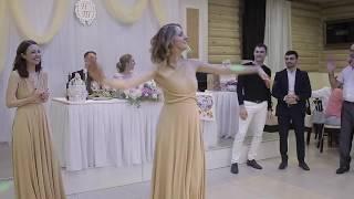 Ведущий Владимир Ураков. Конкурс на свадьбу. Танцы без правил.
