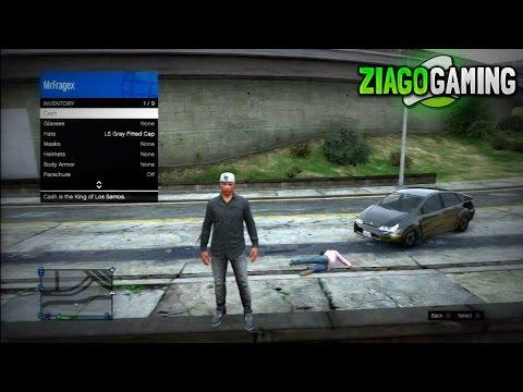 GTA 5 ONLINE - INVENTORY TUTORIAL