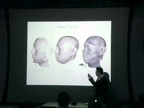 Faculty Interview 2012: Geometric Capture of Human Performances - Hao Li