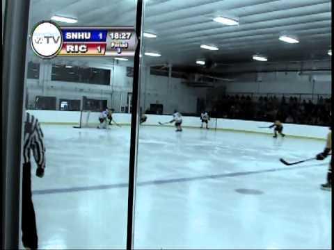 RICHockey vs SNHU