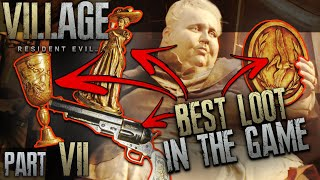 BEST WEAPON & LOOT IN THE GAME! - Resident Evil Village: Part 7 (Full Game Walkthrough)