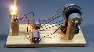 how to make free electricity|free energy generator homemade 220v for light bulb|science projects