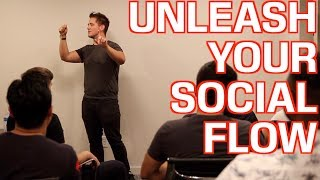 Talk Forever With Purpose And Passion (SOCIAL FLOW STATES EXPLAINED)