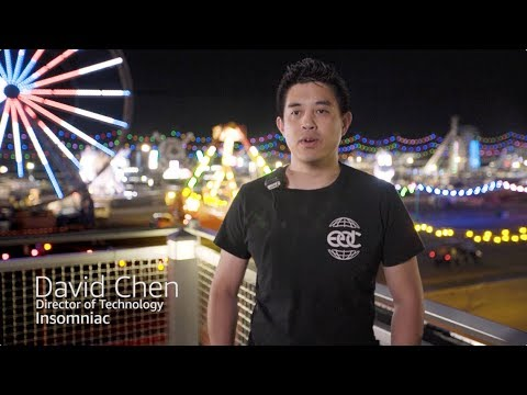 Insomniac Supports the EDC (Electric Daisy Carnival) with Snowball Edge