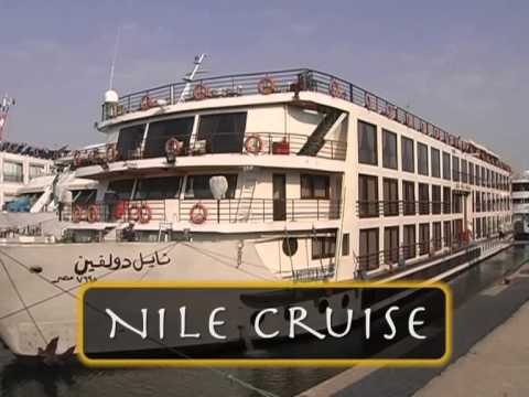 Egypt Cruise Travel Video - Nile River Tour