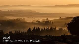 [ 3h Repeat ] 바흐(Bach)_ 첼로 모음곡 1번 중 프렐류드(Prelude)ㅣ사색 ㅣ독서ㅣ휴식ㅣ백색소음