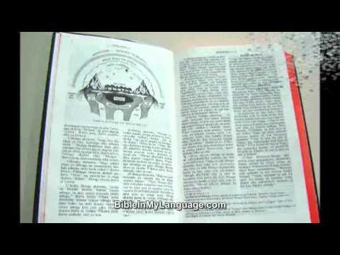 Bible In Current Swahili Language Interconfessional Translation Biblia Youtube