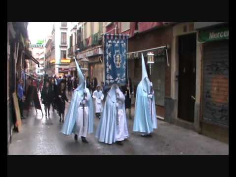 Ku Klux Klan copied their clothes from Semana Santa (fact from Wikipedia) - YouTube