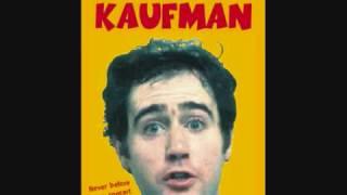 Andy Kaufman on JTGMtv