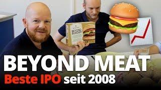 Beyond meat aktie: börsenhype um vegane burger 🍔   jens rabe