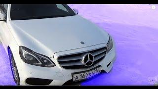 Mercedes-Benz E-Класс Тест-драйв #Автомобили