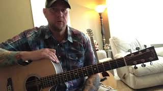 Beer Never Broke My Heart - Luke Combs (intro lesson part 1) Video