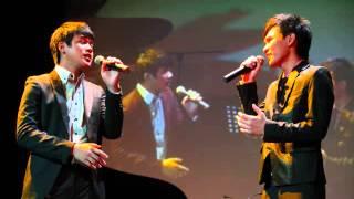 Perhaps Love - Joseph N. & Izen Kong - Live @ PJLA