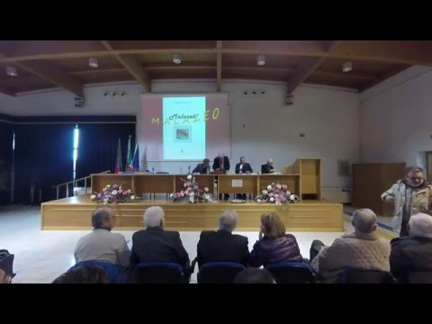 """Presentazione libro """"Malazeo"""" di Francesco Sparagna - Liceo Scientifico L.B. Alberti"""