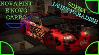 novo carro e nova paint DRIFT PARADISE #2