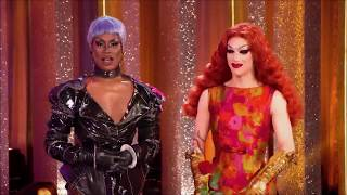 Sasha velour and shea couleé moments - #teamsashea