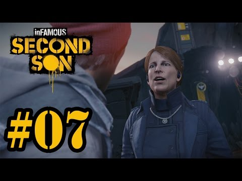 Let's Play: Infamous Second Son (Karma do Bem) - Parte 7