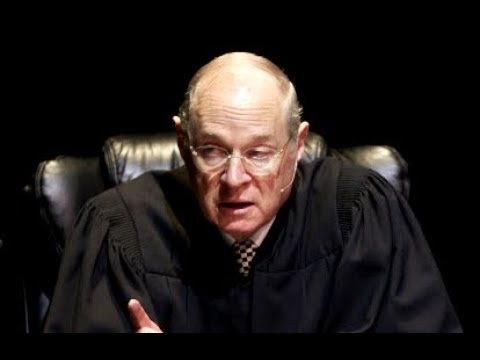 """Turns Out """"Moderate"""" Justice Kennedy Was A Sith Lord All Along. Dang."""