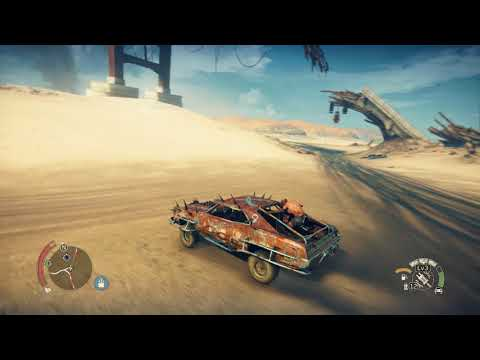Mad Max-Buzzards Lair Jeet's Territory Dry Gustie