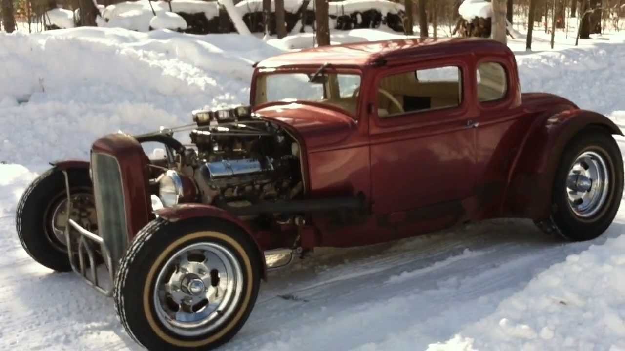 1932 Ford Survivor Hot Rod FOR SALE (SOLD) - YouTube