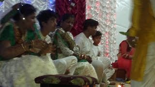 Haldi Vidhi Sanju Rohan Aaron