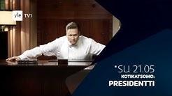 Presidentti Yle Areenassa nyt