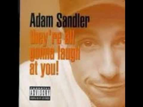 Adam sandler: Toll booth willie (FUNNY)