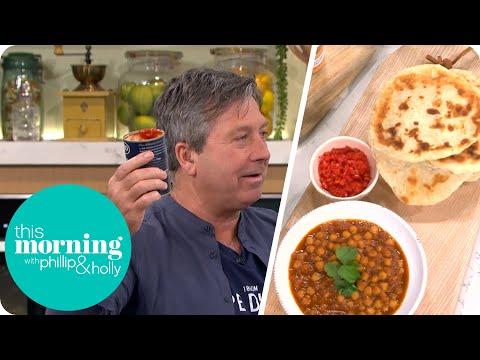 John Torode's Coronavirus Isolation Meal Ideas   This Morning