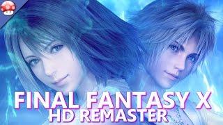 Final Fantasy X HD Remaster PC Gameplay (1080p) (Steam)
