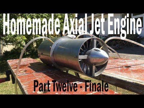 Jet Engine Finale