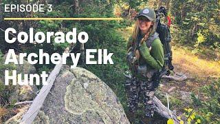 Colorado Archery Elk Hunt Episode 3: Moving Camp??
