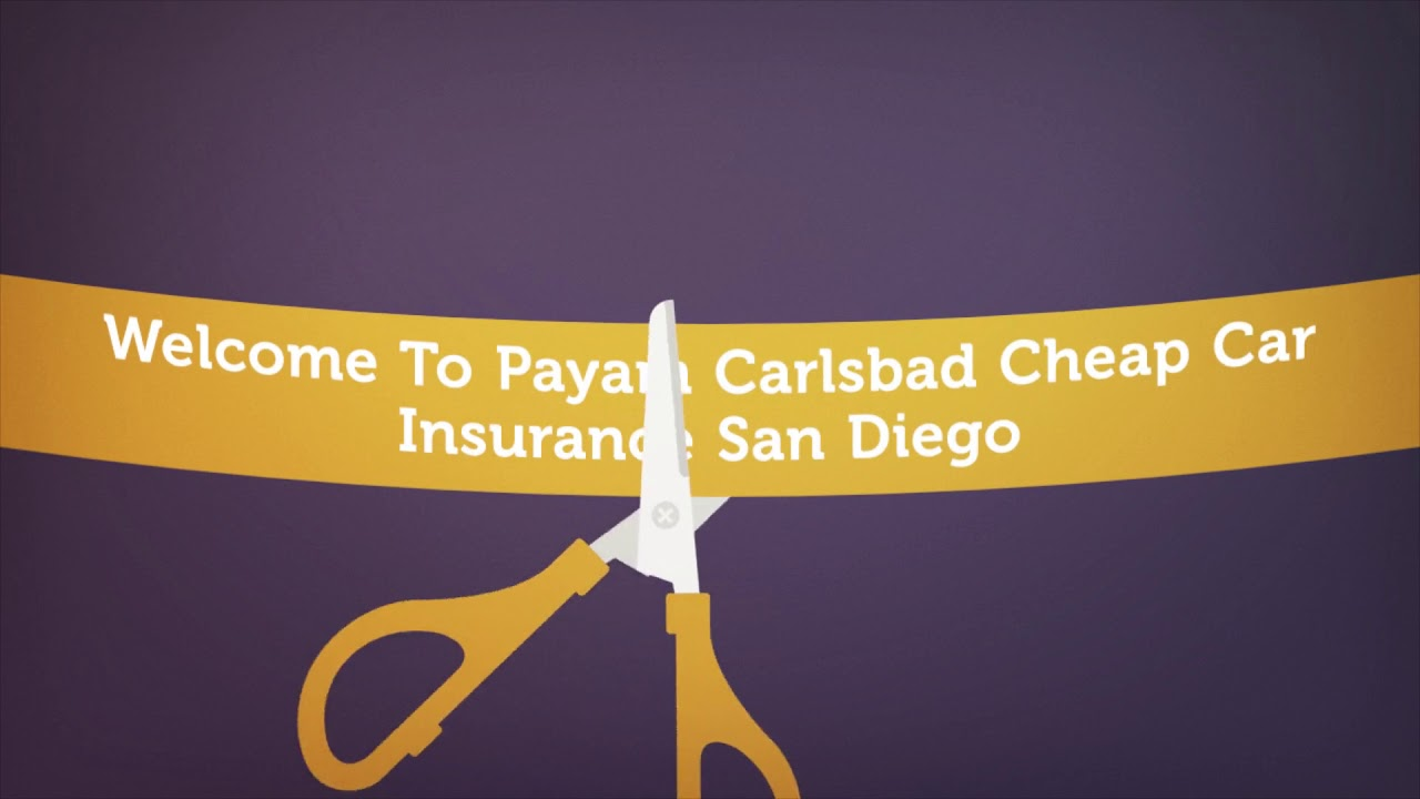 Payam Carlsbad Cheap Auto Insurance in San Diego