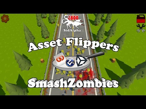 Asset Flippers: SmashZombies