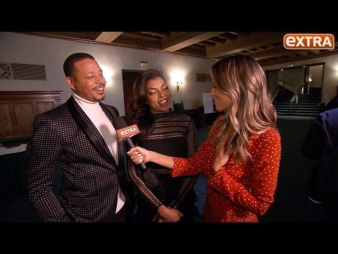 'Empire's' Terrence Howard & Taraji P. Henson Laugh Off Feud Rumors, Tease What's Next on the Show