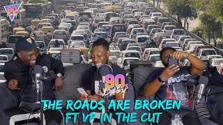 The 90s Room   The Roads Are Broken Ft. VP In The Cut