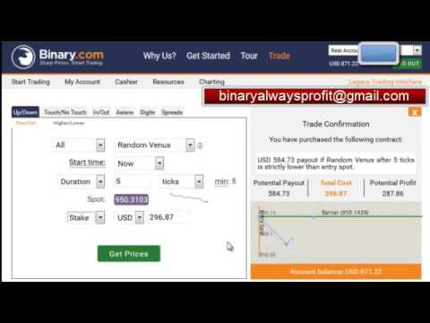 Binary option robot youtube