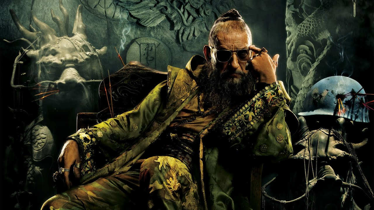 The Mandarin - Movie Quotes From Marvel's Iron Man 3 - YouTube