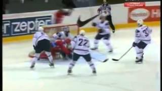 Все голы хоккейной сборной России на ЧМ 2009