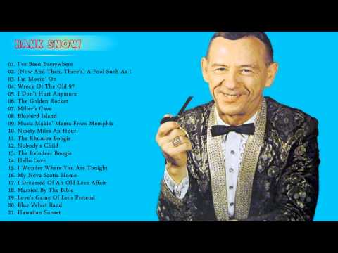 Hank Snow : Greatest Hits - The Best of Hank Snow