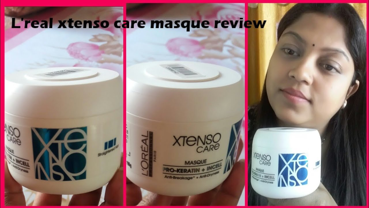 Loreal Xtenso Care Masque Review Loreal Conditioner Review L Oreal Xtenso Best Conditioner Youtuber Youtube