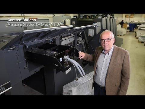 Flint Group - Sheetfed Case Study - Key Steps To Sheetfed LED UV Retrofit Conversion