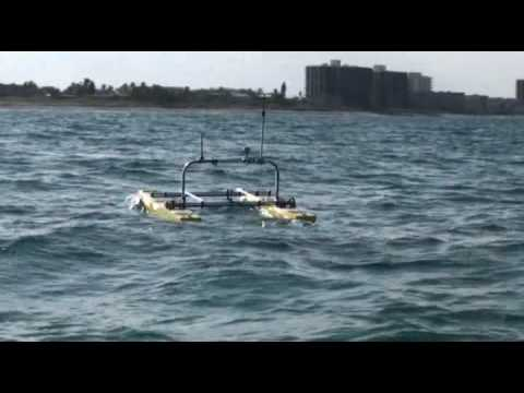 SeaRobotics: Unmanned Surface Vehicles USV