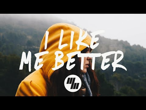 Lauv - I Like Me Better (Lyrics / Lyric Video)