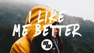 lauv i like me better lyrics lyric video